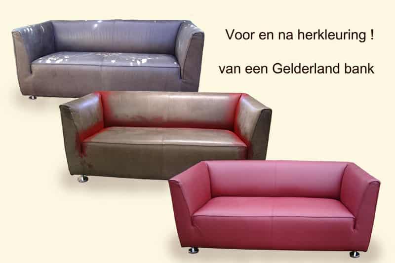 Gelderland bank gestoffeerd