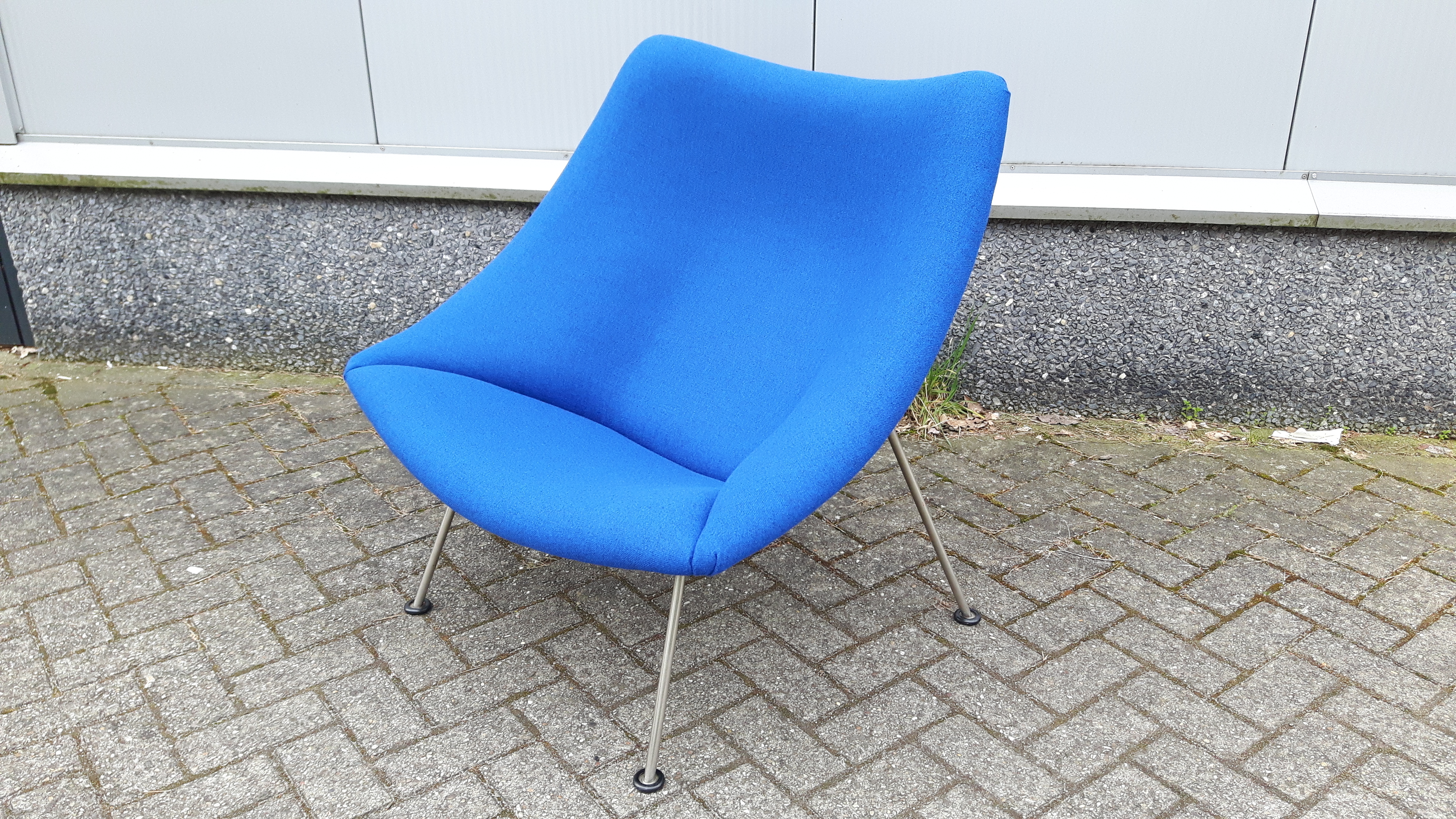 Artifort Oyster fauteuil