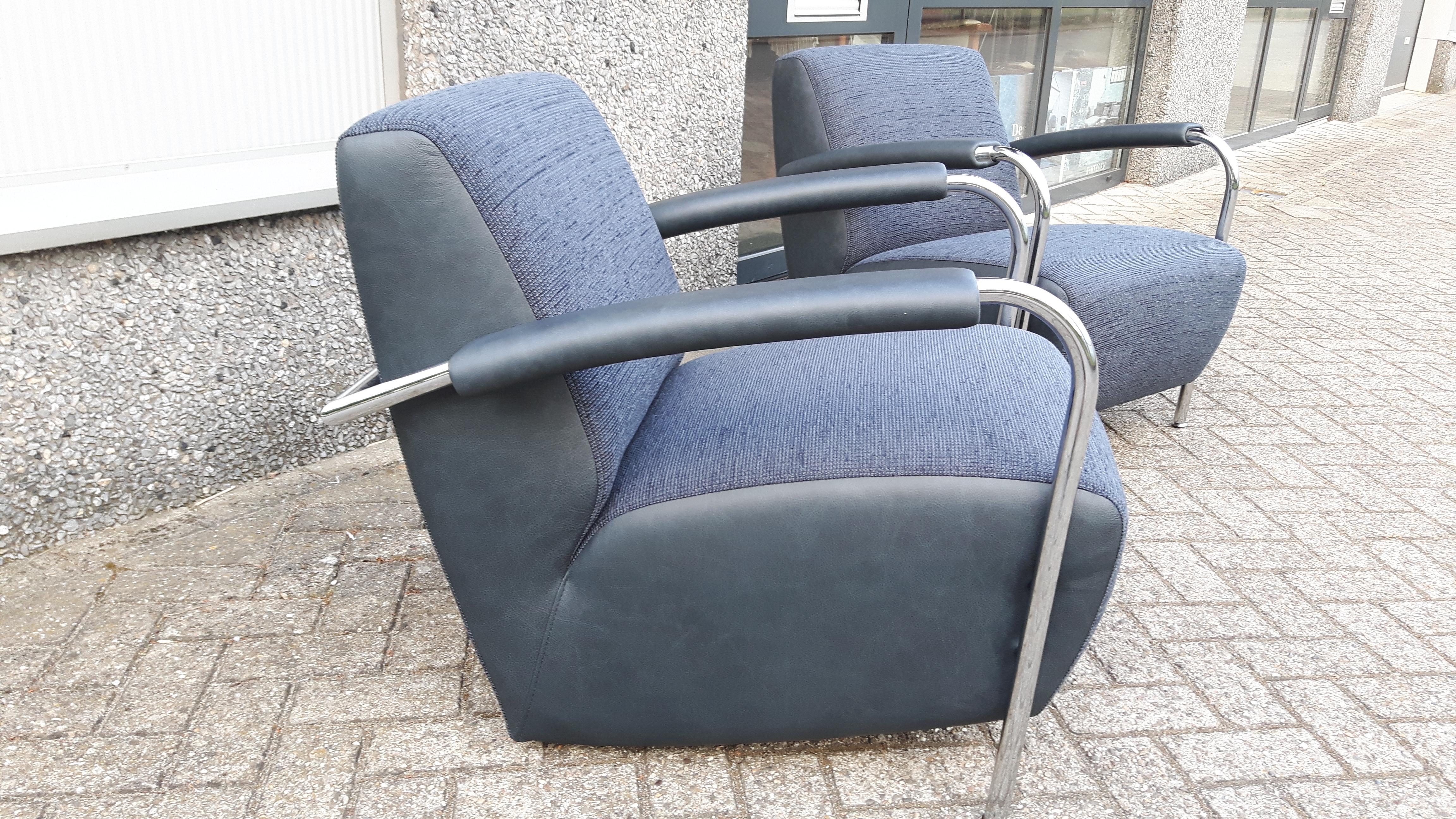 Leolux Scylla fauteuil